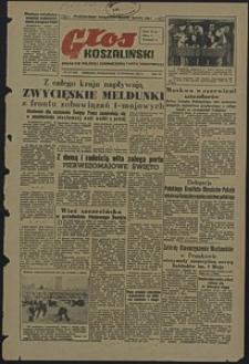 Głos Koszaliński. 1951, kwiecień, nr 117