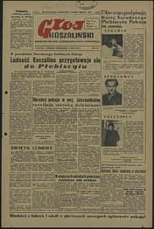Głos Koszaliński. 1951, maj, nr 131