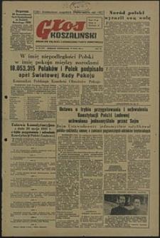 Głos Koszaliński. 1951, maj, nr 145