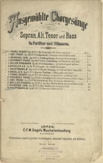 O theures Gotteswort : Op. 42 No 2