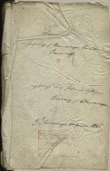 Die Duplicate des Kirchenbuchs von Blankenhagen, Glashütte und Raminshof, Parochie Ruhnow