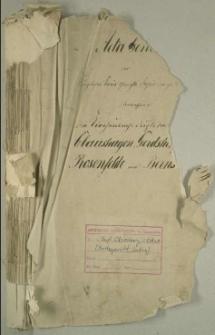 Die Duplicate des Kirchenbuchs von Claushagen, Gerdshagen, Rosenfelde und Bernsdorff