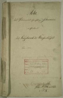 Die Duplicate des Kirchenbuchs von Schwerin