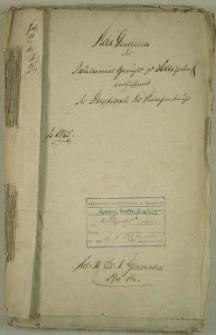Die Duplicate des Kirchenbuchs von Silligsdorf