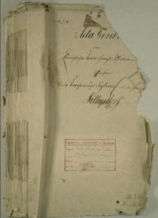Die Kirchenbuchsduplicate von der Parochie Silligsdorf