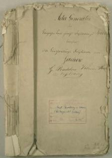 Die Kirchenbuchs Duplicate von Zachow