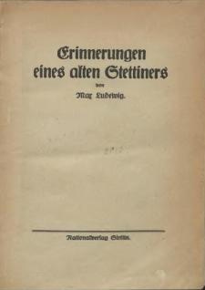 Erinnerungen eines alten Stettiners
