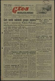 Głos Koszaliński. 1951, sierpień, nr 232