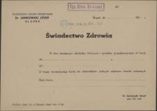 Terminarz i wyciąg z regulaminu rozgrywek jesiennych o mistrzostwo pomorsko-zachodniego O.Z.P.N. na rok 1948/49