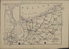 Schemat linii kolejowych