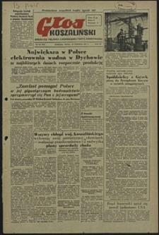 Głos Koszaliński. 1951, wrzesień, nr 254