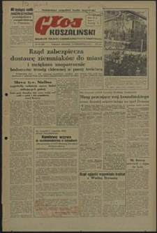 Głos Koszaliński. 1951, październik, nr 267
