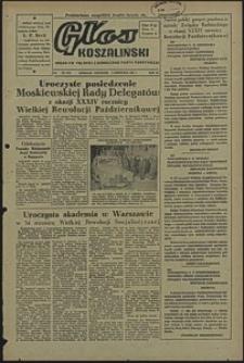 Głos Koszaliński. 1951, listopad, nr 291