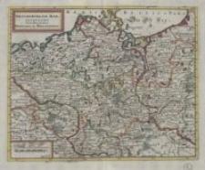 Brandeburgum Marchionatus Cum Ducatibus Pomeraniae & Meklenburgi