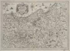 Carte des dvches de Saxe, Meklembovrg, Pomeranie, Prvsse et Marqvisat de Brandenbourg