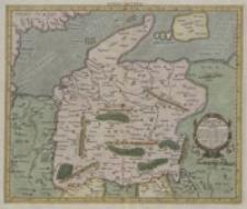 Tab. IV. Europae, Germaniam et Galliam Belgicam exhibens