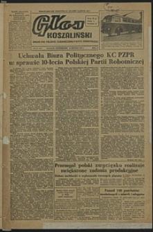Głos Koszaliński. 1951, grudzień, nr 334