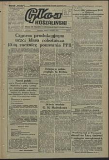Głos Koszaliński. 1952, styczeń, nr 8