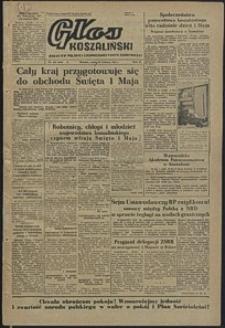 Głos Koszaliński. 1952, kwiecień, nr 103