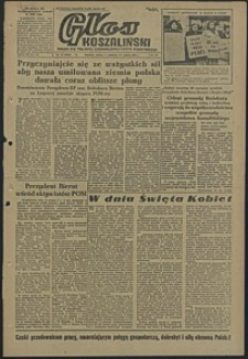 Głos Koszaliński. 1952, marzec, nr 59