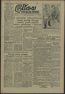 Głos Koszaliński. 1952, marzec, nr 64