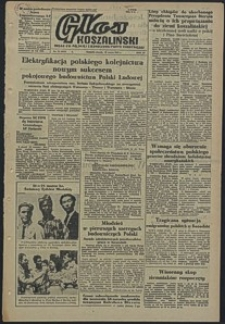 Głos Koszaliński. 1952, marzec, nr 73
