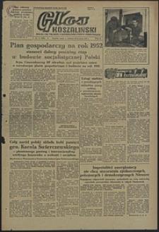 Głos Koszaliński. 1952, marzec, nr 77