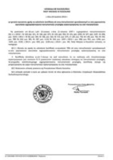 Uchwała Rady Miejskiej w Koszalinie nr XLII/632/2014