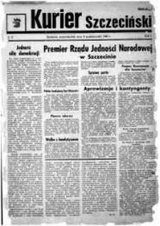 Kurier Szczeciński. R.1, 1945 nr 2