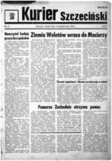 Kurier Szczeciński. R.1, 1945 nr 3