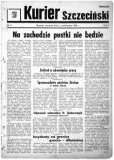 Kurier Szczeciński. R.1, 1945 nr 5