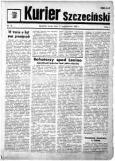 Kurier Szczeciński. R.1, 1945 nr 10