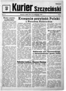 Kurier Szczeciński. R.1, 1945 nr 12