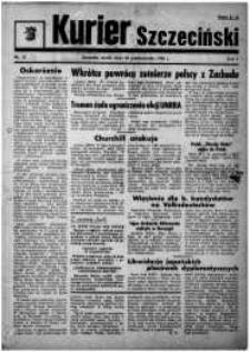 Kurier Szczeciński. R.1, 1945 nr 16