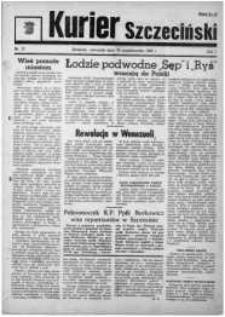 Kurier Szczeciński. R.1, 1945 nr 17