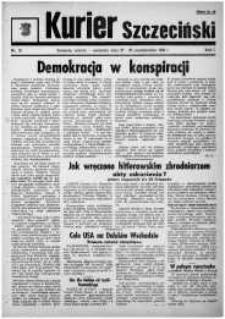 Kurier Szczeciński. R.1, 1945 nr 19