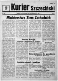 Kurier Szczeciński. R.1, 1945 nr 20