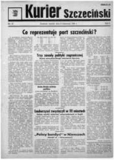 Kurier Szczeciński. R.1, 1945 nr 27