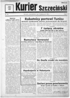 Kurier Szczeciński. R.1, 1945 nr 38