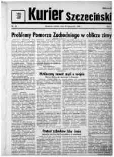 Kurier Szczeciński. R.1, 1945 nr 43