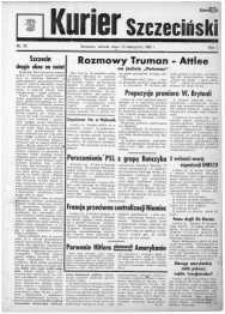 Kurier Szczeciński. R.2, 1946 nr 33