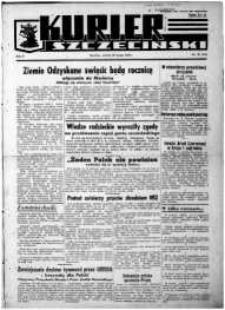 Kurier Szczeciński. R.2, 1946 nr 42