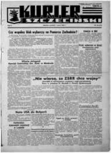 Kurier Szczeciński. R.2, 1946 nr 50