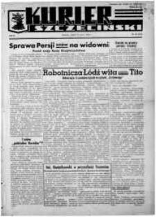 Kurier Szczeciński. R.2, 1946 nr 63