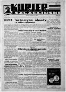 Kurier Szczeciński. R.2, 1946 nr 67