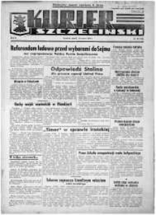 Kurier Szczeciński. R.2, 1946 nr 69