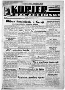 Kurier Szczeciński. R.2, 1946 nr 74