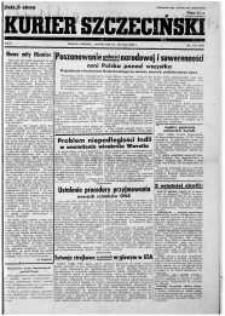 Kurier Szczeciński. R.2, 1946 nr 110