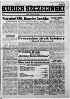 Kurier Szczeciński. R.2, 1946 nr 115
