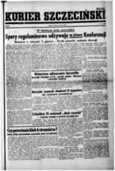 Kurier Szczeciński. R.2, 1946 nr 181